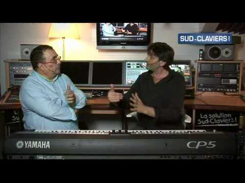 Démo du piano Yamaha CP5:(2)