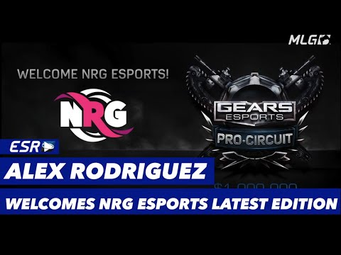 NRG has announced a Gears of War Team!