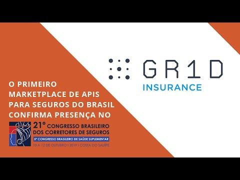 Imagem post: GR1D Participa do 21º Congresso Brasileiro dos Corretores de Seguros