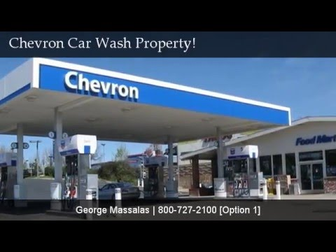Quality Signature Chevron Car Wash Property!
