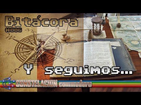 Bitácora Commodore Vlog #0006 (29/03/2016) Y seguimos...