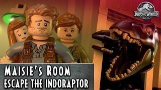 LEGO Jurassic World – Escape the Indoraptor – Maisie's Room