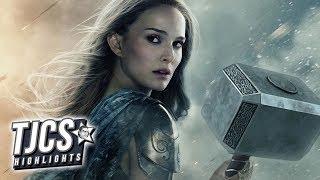Natalie Portman Is The New Thor. Good Or Bad Idea