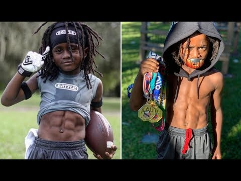 Top 10 Most Unusual And Amazing Kids In The World