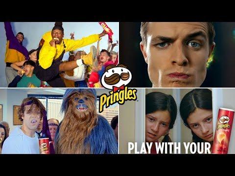 PRINGLES Pop Play Eat