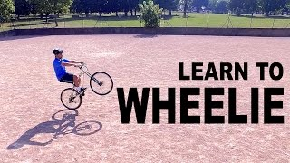Learn to Wheelie || Learn Quick