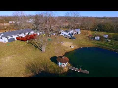 Loami, Illinois Home on 4+ Acres from Aumann Auctions