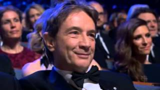 Martin Short Canadian Lifetime Achievement Candy Award 2016