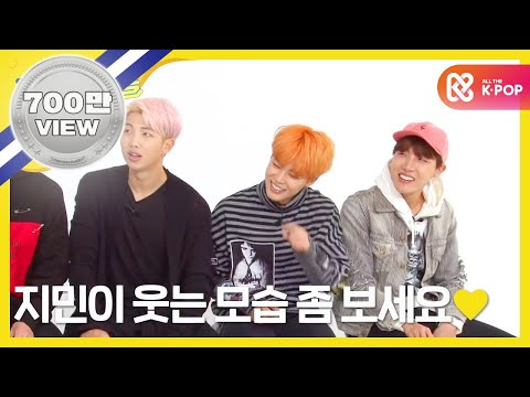 주간아이돌 - (Weekly Idol Ep.229) Bangtan Boys Jimin&Suga's Collaboration stage