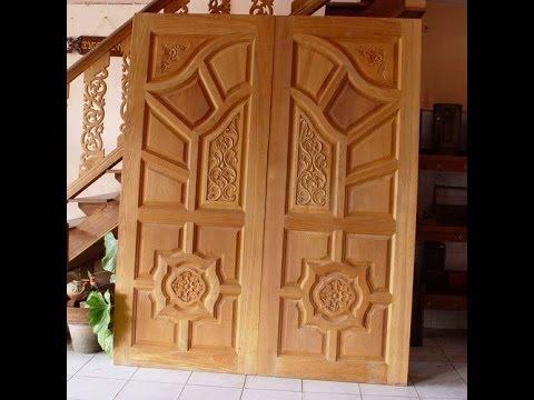 Kerala Style Wood Work Front Door Designs 2 Videomoviles Com