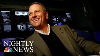 CBS News Fires '60 Minutes' Executive Producer Jeff Fager | NBC Nightly News