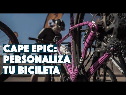 Cómo preparar tu bici para la Cape Epic | Valentí Sanjuan, Laura Celdran y Eva Garrido