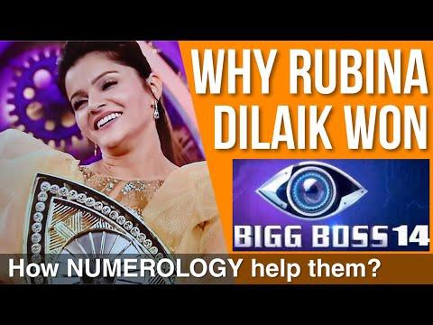 Why Rubina Dilaik Won Bigg Boss 14 (Numerology) Official Video