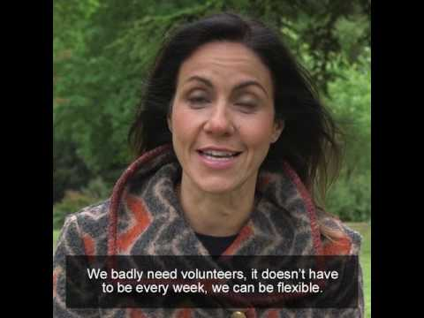 Julia Bradbury on volunteering