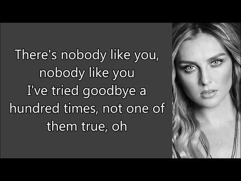 Little Mix ~ Nobody Like You ~ Lyrics (+Audio)