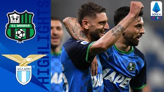 Sassuolo 2-0 Lazio | Sassuolo finish 8th on the table! | Serie A TIM