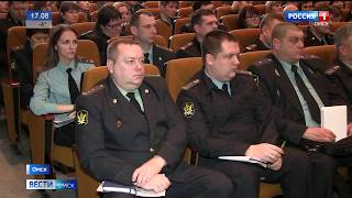 Судебные приставы Омской области взыскали в 2019 году рекордную сумму
