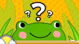 Animal Guessing Game for Kids! | CheeriToons