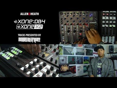 Xone:DB4 & Xone:K2 Tricks