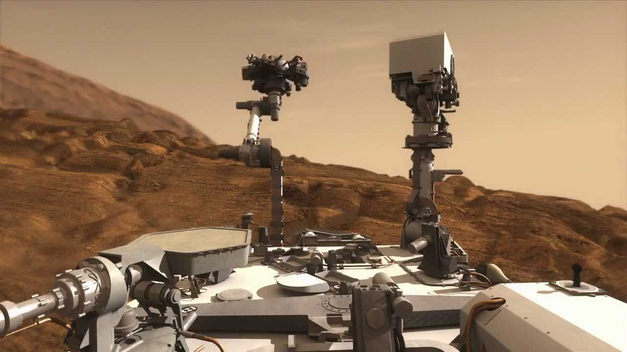 mars rover opportunity landing animation - photo #28