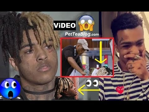 XxxTentacion went to his own Wake & is Still Alive? 👀 (Watch Til End before COMMENTiNG)
