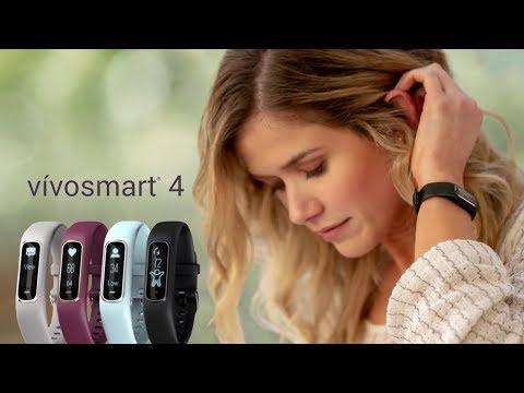 vívosmart® 4 - der stilvolle Fitness-Tracker für deinen aktiven Lebensstil