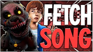 FNAF - FETCH SONG LYRIC VIDEO - Dawko & DHeusta