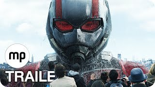 Ant-Man 2 Trailer German Deutsch HD