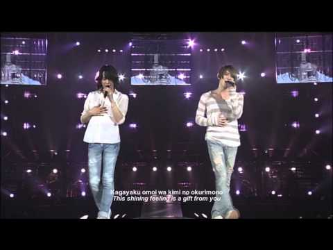 [HD] DBSK COLORS ~Melody and Harmony~ Live (eng sub+rom)