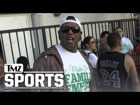 Master P Say's He Can Beat Kobe 1 On 1