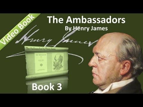 Book 03 - The Ambassadors Audiobook by Henry James (Chs 01-02)