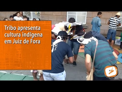 Dança dos indígenas da tribo Funiô de Pernambuco