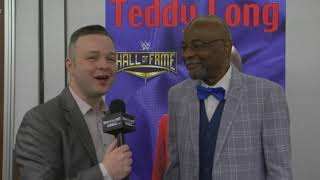 """Teddy Long Reveals Where """"Playa"""" Originated, Talks Challenges Of Being WWE GM"""