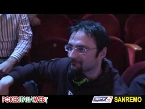 Ept Sanremo 2010 day 5 Gli Italiani in gioco.avi