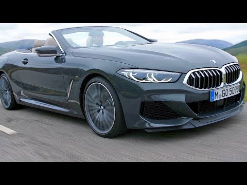 BMW 8 Series Convertible (2019) Luxurious and Sporty