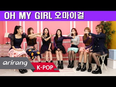 [Pops in Seoul] Found you, OH MY GIRL(오마이걸) Interview of 'Remember Me(불꽃놀이)'