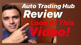 A new software of Auto Trading? Another Scam? Watch the video before you start