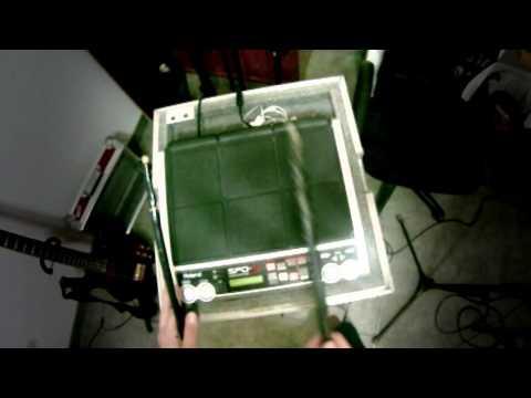 CLASES de OCTAPAD en CUMBIA | Video 3: TUMBADO/DOBLE BOMBO