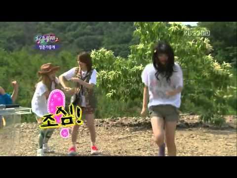 Suzy & Hyoyeon Freestyle Dance