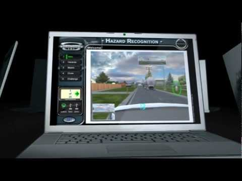 FleetDriver-101 Online Driving Simulation Demo