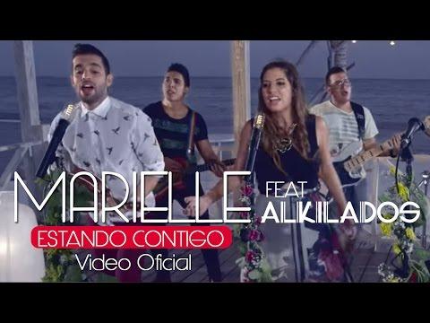 Marielle Feat Alkilados / Estando Contigo [ VIDEOCLIP OFICIAL ]