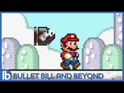 The Tragic Life of Bullet Bill (Lowbrow Animation)