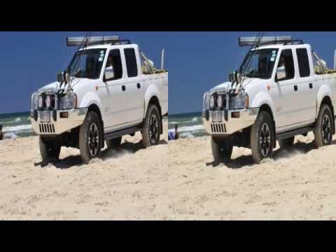 4K3D Fraser Island, Australia, for active 3D-TV, 2160p, SBS-3D by Roman Klein