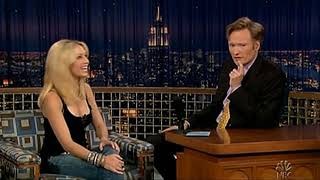 Conan O'Brien 'Heather Locklear 6/16/05