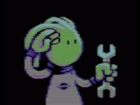 RETROJUEGOS TODAY #034: Spaceman Splorf: Planet of Doom (COMMODORE 64). TOP SCORE 6562