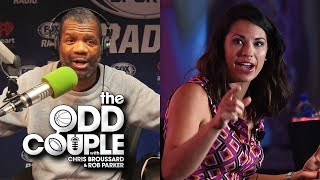 Jessica Mendoza Was Out of Line Calling Out Mike Fiers - Chris Broussard & Rob Parker