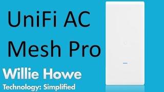 UniFi AC Mesh Pro Unboxing and Adoption