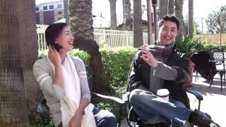 Veronica Ngo & Johnny Nguyen Interview: