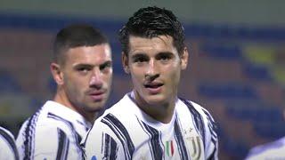 Crotone 1-1 Juventus | Morata Nets First Goal On Juventus Return! | EXTENDED Highlights