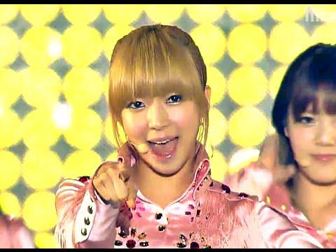 AOA - Elvis, 에이오에이 - 엘비스, Music Core 20120818